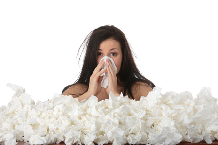 Got the sniffles? Try these remedies!