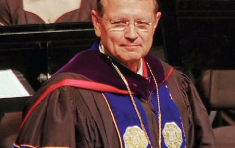 President Harold Jeffcoat retires