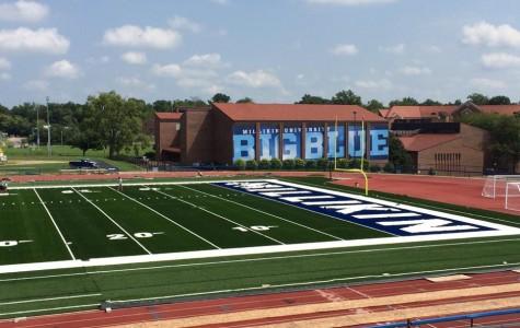 Big Blue Dedication: Frank M. Lindsay Field