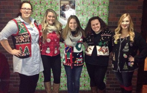 Greeks Collect Toys for Charity at Holiday Social