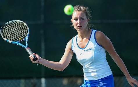 Women's Tennis Hosts the Dorothy McClure Tournament 9-5
