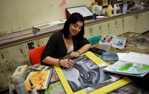 Artist Spotlight: Lea Cameron
