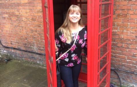 An American Girl in London