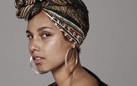Alicia Keys' No Makeup Movement