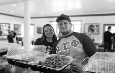 Delta Sigma Phi's Don't Stop the Pasta