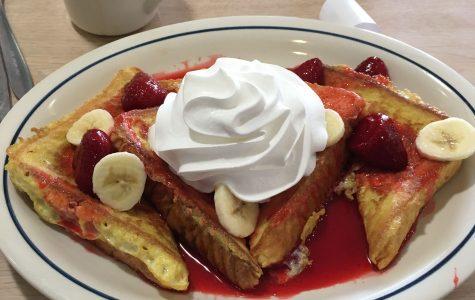 Food review: IHOP