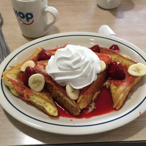 Food review: IHOP