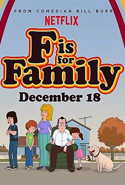 Netflix Review: F is For Family
