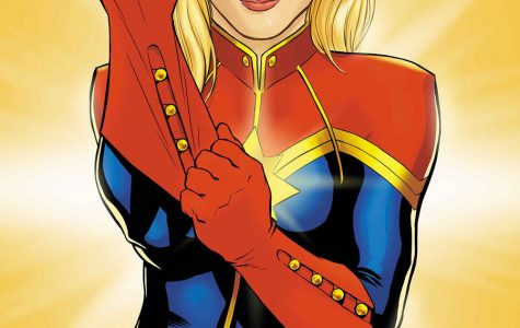 Super Hero Spotlight: The New Captain Marvel