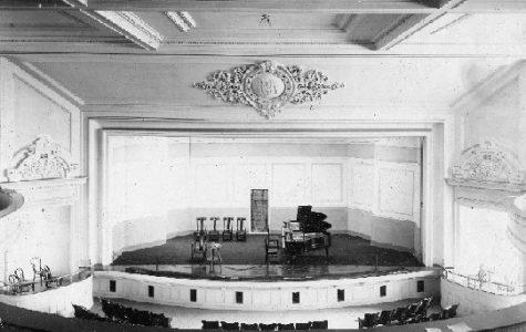 Haunted: Albert Taylor Theatre