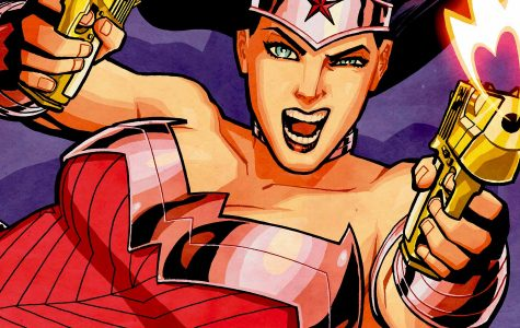 Superhero Spotlight: Wonder Woman