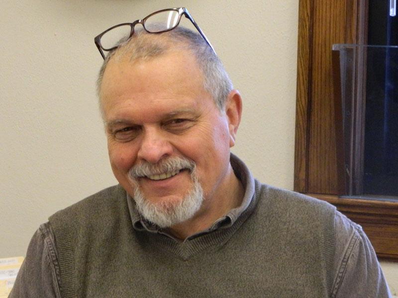 Walt Wessel, registrar