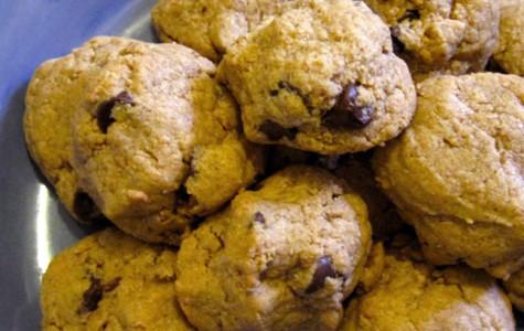 Going Vegan: Vegan Peanut Butter Cookie Dough Balls