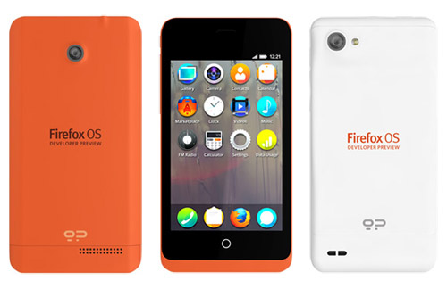 Mobile World Congress 2013: the rise of Firefox OS