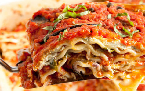 Going Vegan: Italian for vegans- Homemade Lasagna