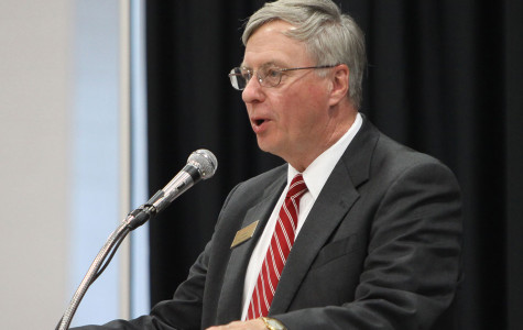 Dr. Patrick E. White to take over as interim president