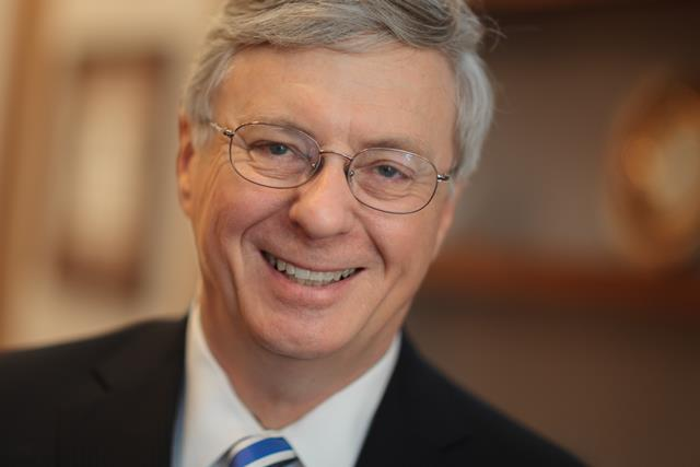 Interim Dr. Patrick White elected to full time presidency