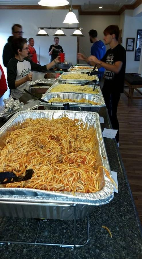Don't Stop the Pasta Fundraiser