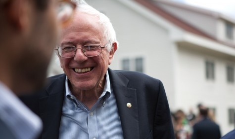 I Support Bernie Sanders