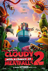 Netflix Review: Cloudy With a Chance of Meatballs 2