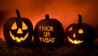 Trick-or-treat comes to Millikin