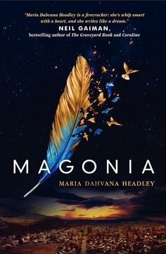 "Book Review: ""Magonia"" by Maria Dahvana Headley"