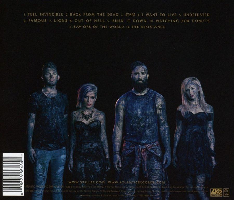 Album Review: Skillet Unleashed