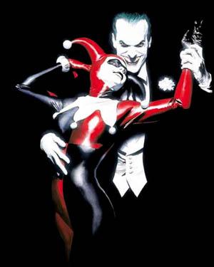 Harley Quinn and the Joker: D.C.'s Power Couple