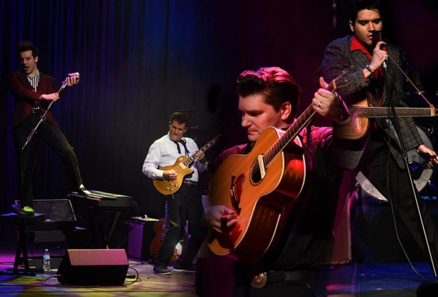 Presley, Perkins, Lewis and Cash: A Night To Remember