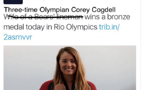 Olympics Smelled Like Sexism