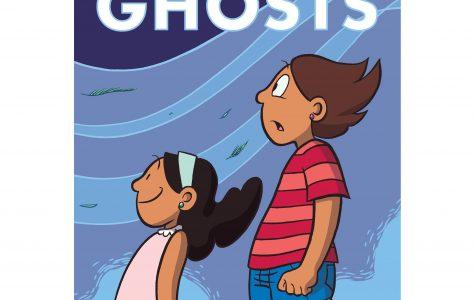 "Book Review: ""Ghosts"" by: Raina Telgemeier"