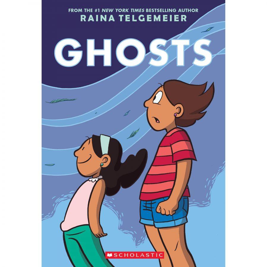 Book+Review%3A+%22Ghosts%22+by%3A+Raina+Telgemeier