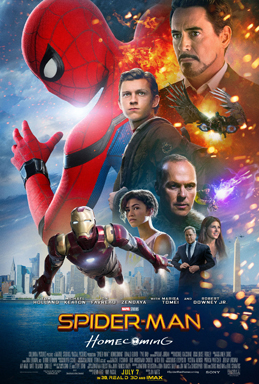 Movie Review: Spider-Man Homecoming