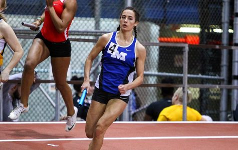 Millikin Track on the Rise