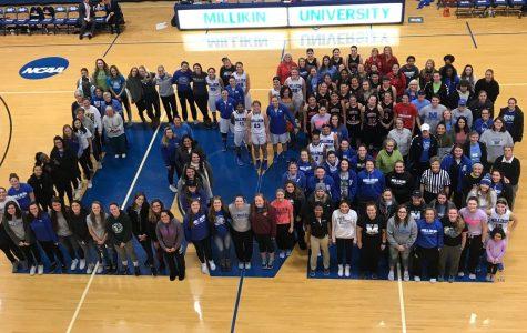 Millikin Celebrates Female Athletes