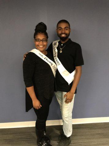 Mr. and Ms. Ebony 2018