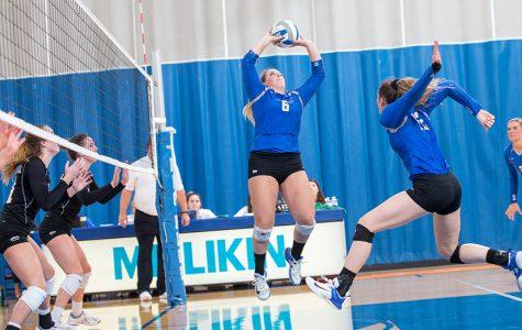 Millikin's Volleyball Team