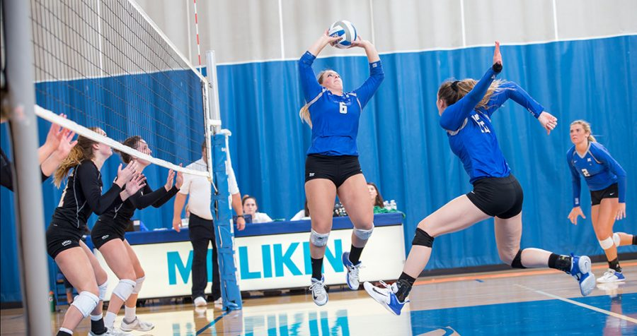 Millikin's Volleyball Team
