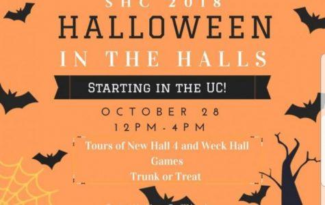 Halloween in the Halls