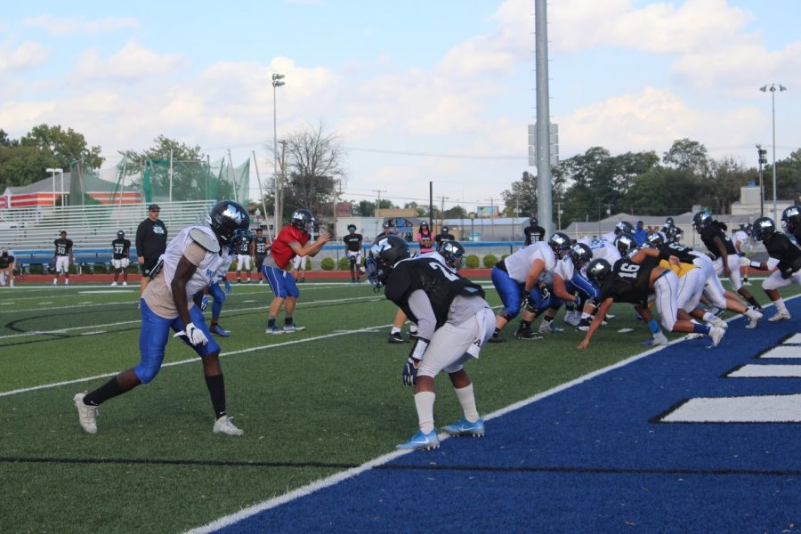 Millikin Takes A Huge Win at Home