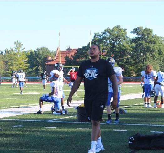 Athlete Spotlight: Kenny Williams