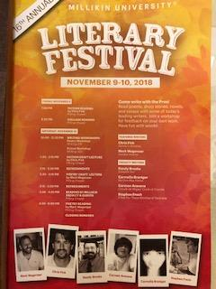 Lit Fest Will Bring Published and Aspiring Authors to Campus