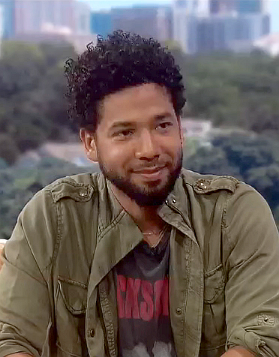 Actor+Jussie+Smollett+Arrested+in+Hate+Crime+investigation