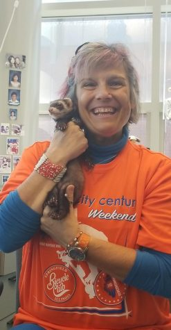 Pet Showcase: Dr. Marianne Robertson's Office Pets