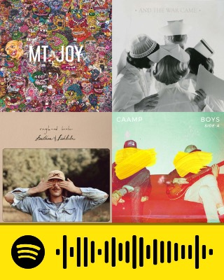 Caleb's Weekly Playlist