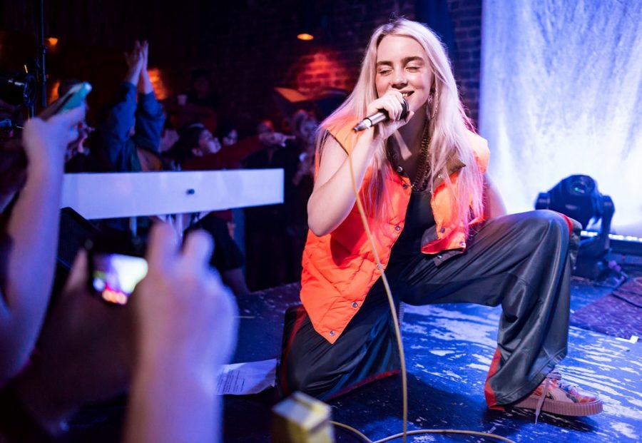 Album Review: Billie Eilish