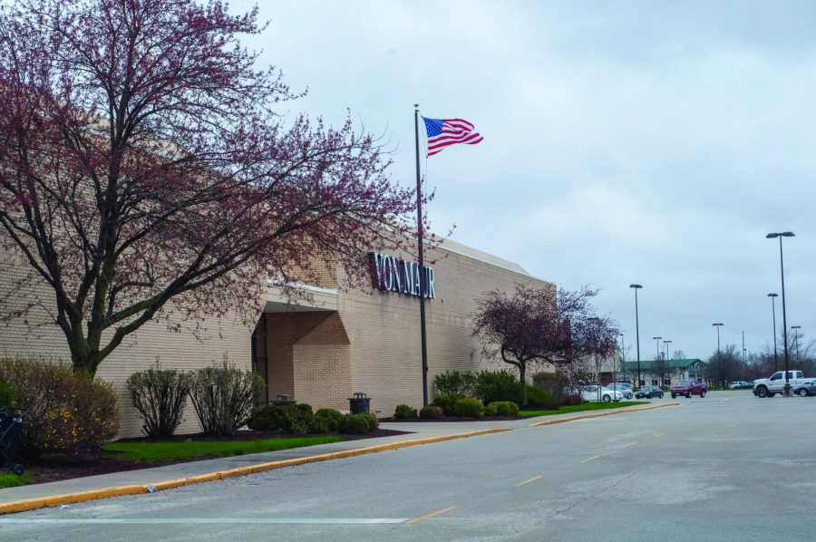 Hickory Point Mall in Forsyth, Illinois, has witnessed a strong surge of crime in the past few weeks.