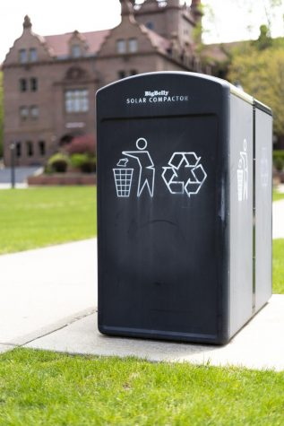Recycling on Millikin's Campus: Are the Rumors Unfounded?
