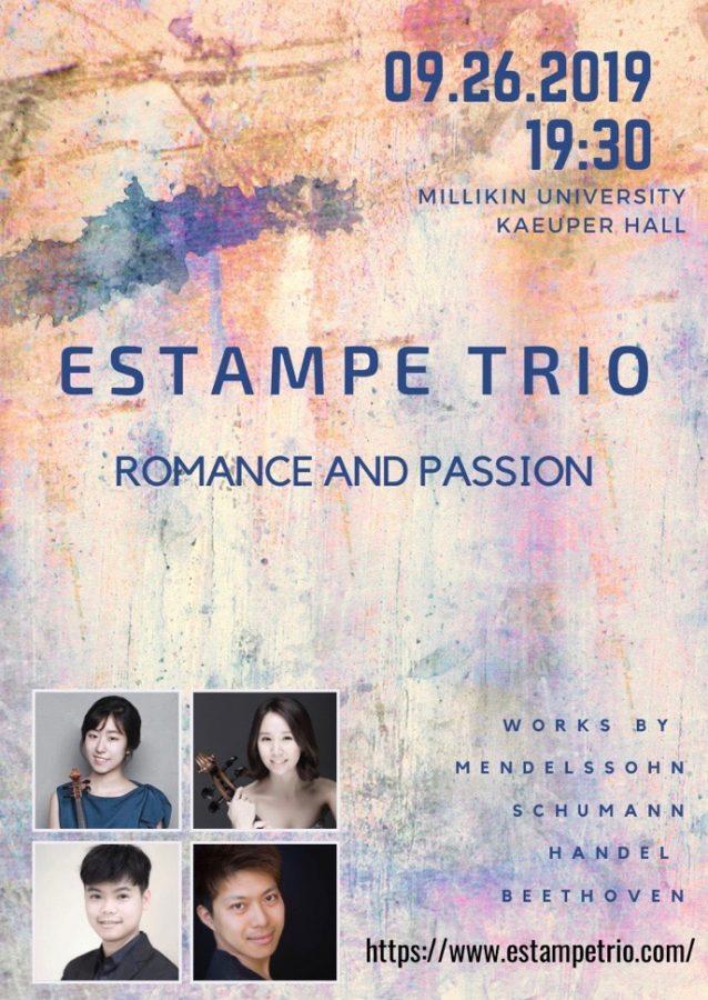 Estampe Piano Trio Brings Passion and Classical Music to Kaeuper