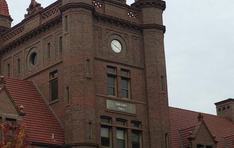 What's in the Shilling Clock Tower?